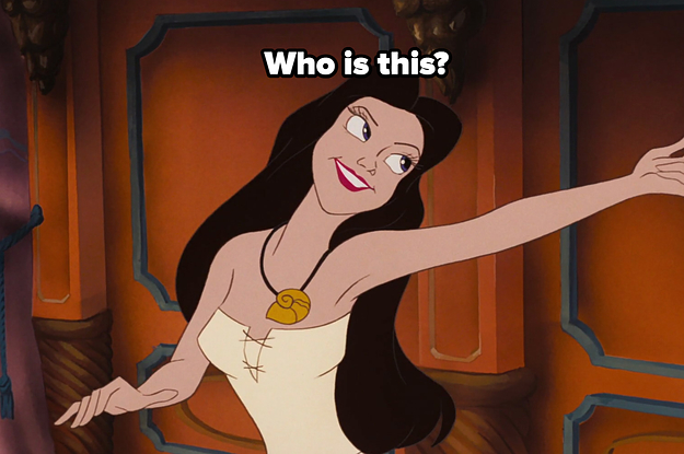 I'm Sorry, But If You Don't Care For The Original Disney Animated Movies You Won't Be Able To Pass This Quiz