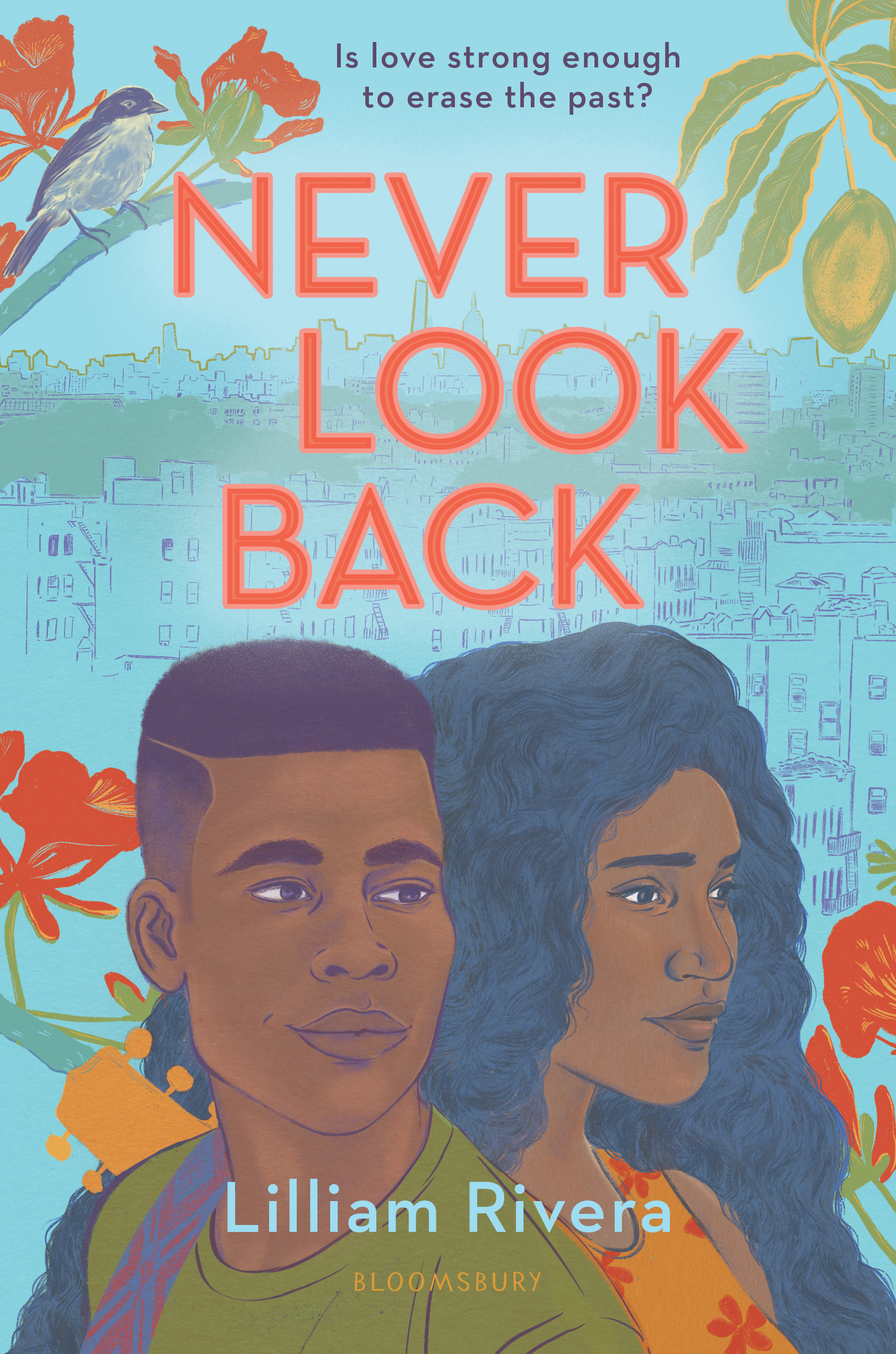 Cover of Never Look Back