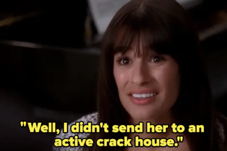 "Rachel says ""I didn't send her to an active crack house"""