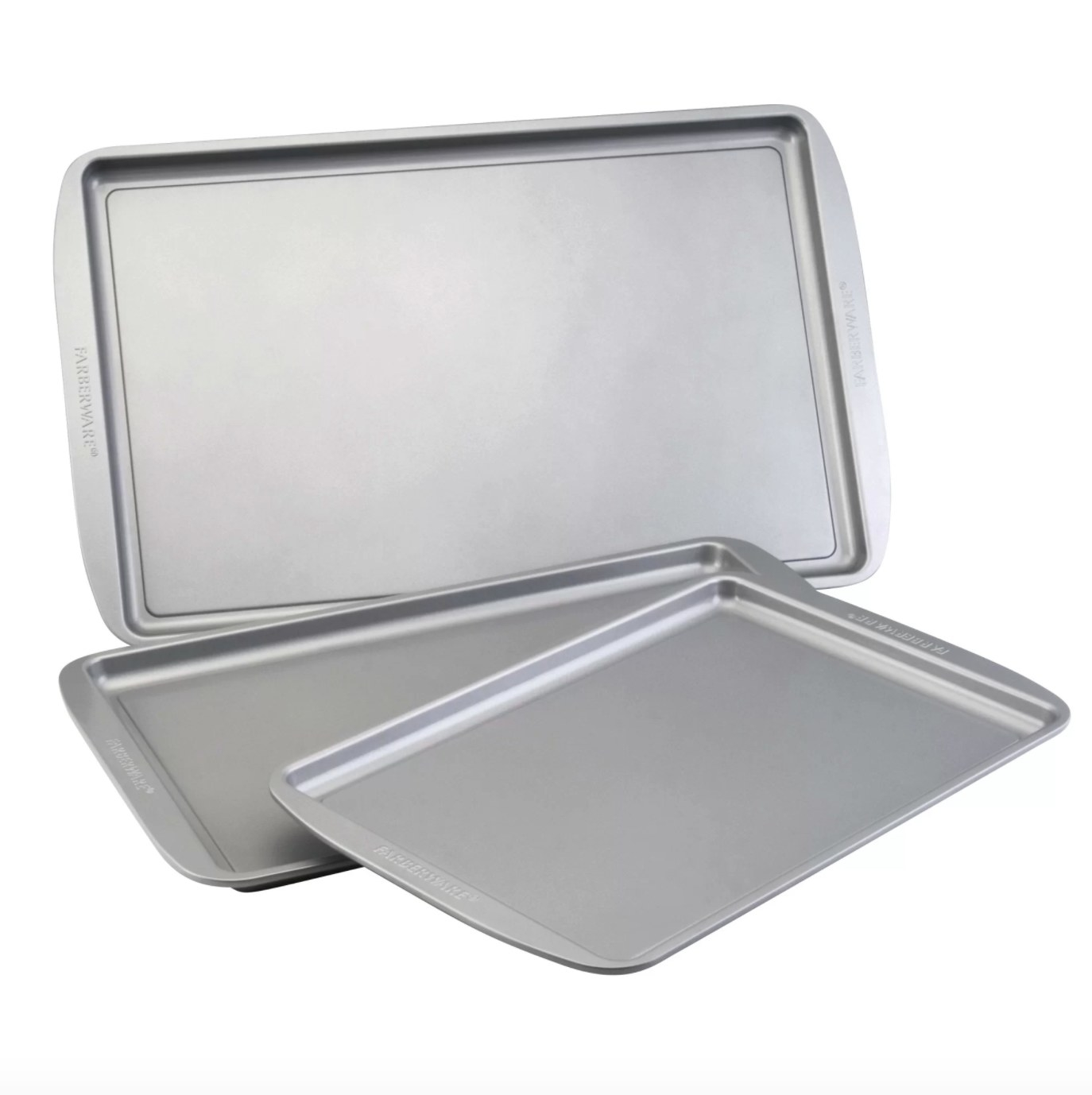 The baking sheet in multiple sizes