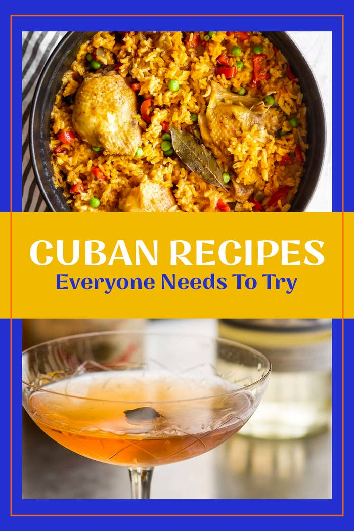 Cuban Recipes Everyone Needs To Try