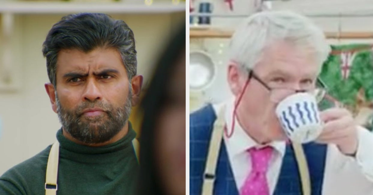 "21 Of The Funniest ""Great British Bake Off"" Tweets From The Newest Episode"