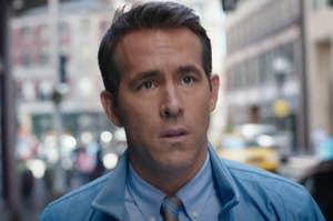 Ryan Reynolds in