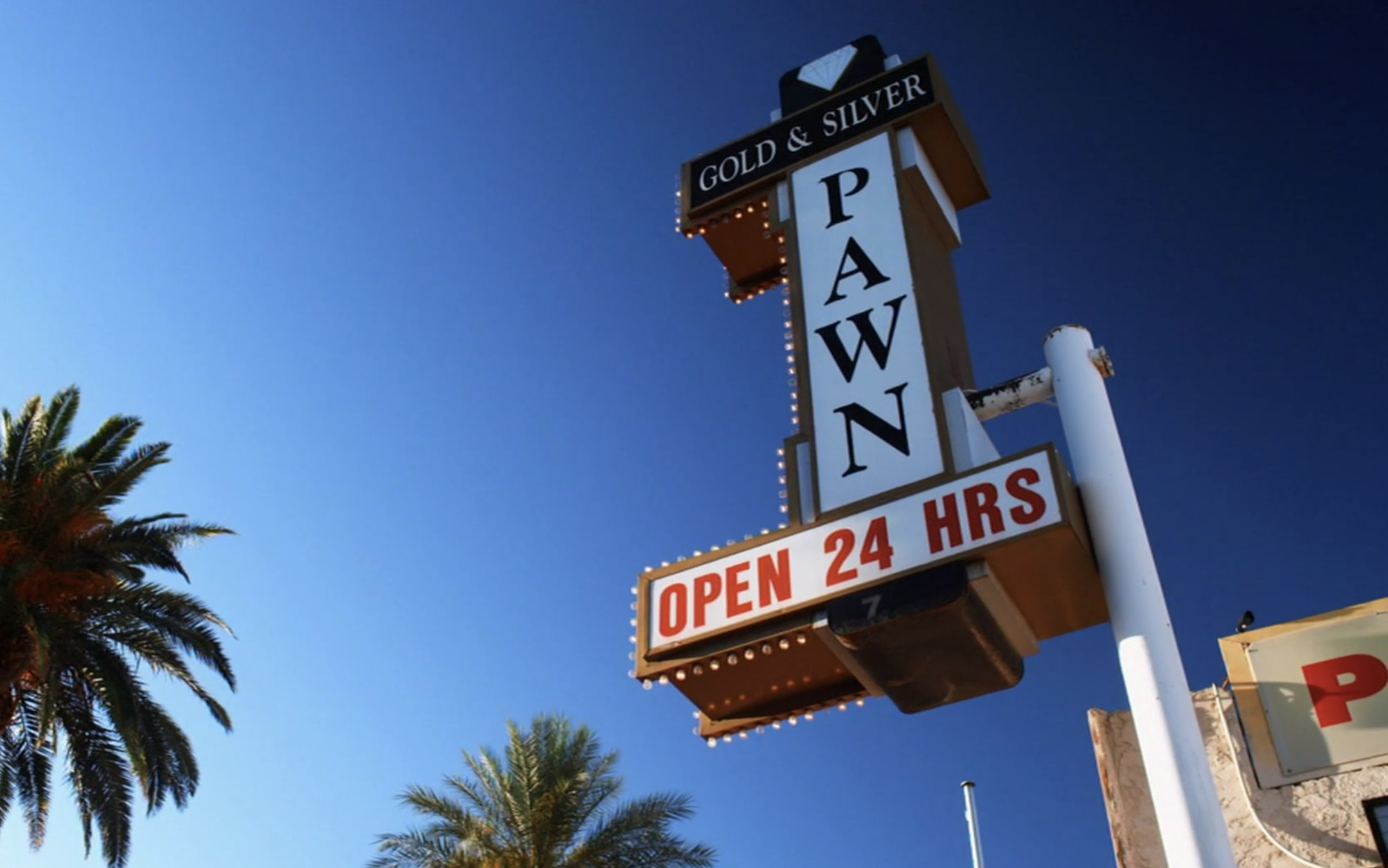 Pawn Stars retail location