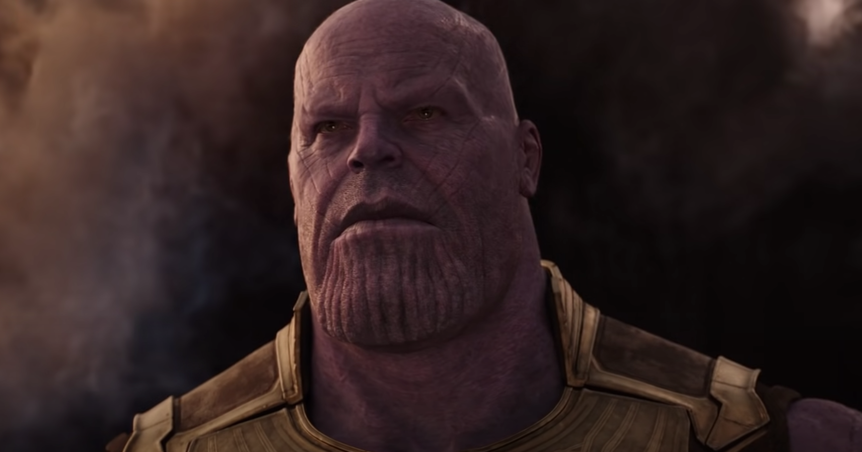 "Thanos in ""Avengers: Infinity War"""