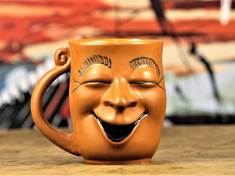 A face smiling mug