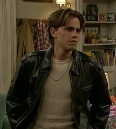 Shawn from Boy Meets World.