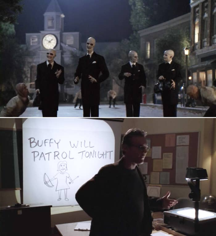 """Hush"" from ""Buffy the Vampire Slayer"""