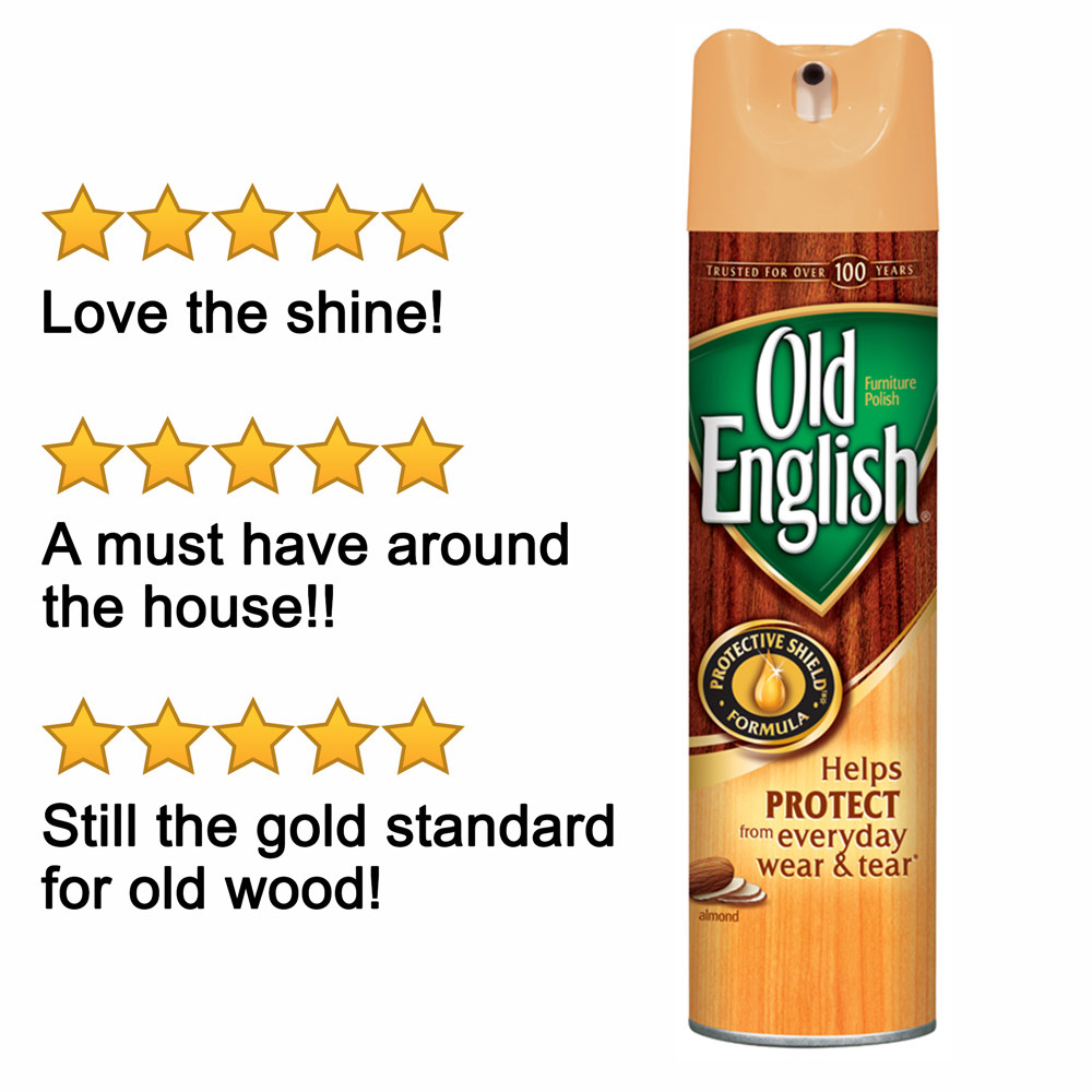 The cleaner with five-star reviews next to it