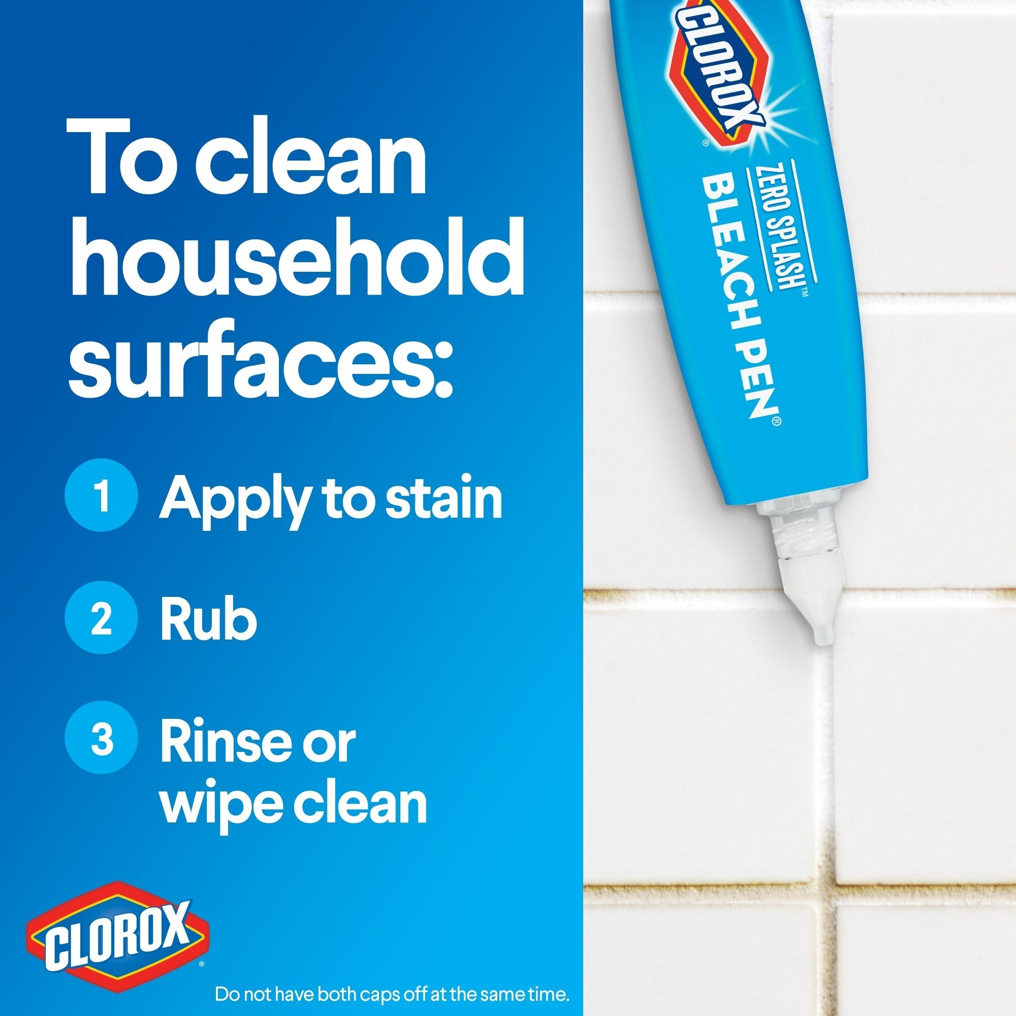The Clorox pen