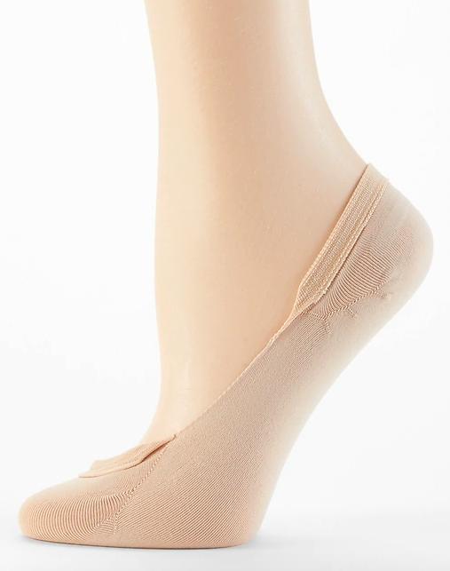 the socks in cream