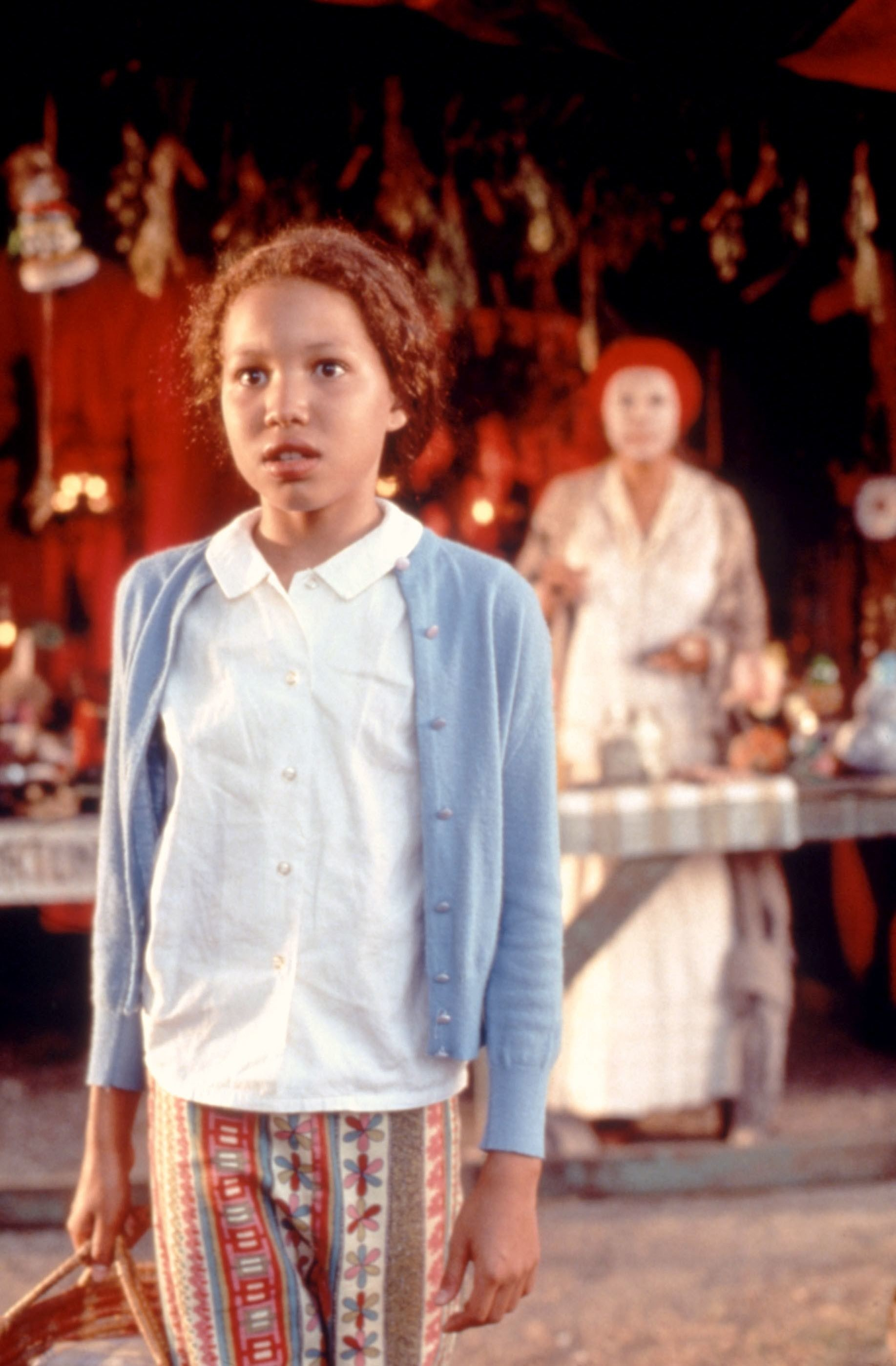 Jurnee Smollett as Eve in Eve's Bayou
