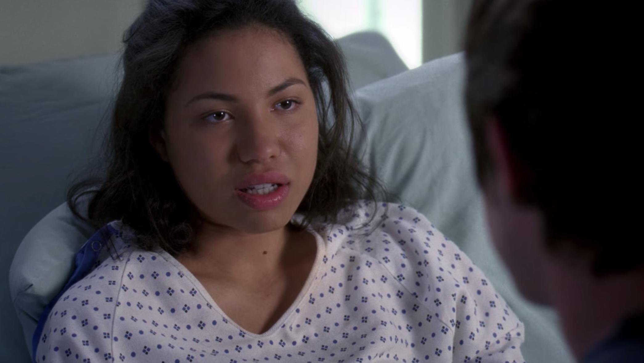 Jurnee Smollett on Grey's Anatomy