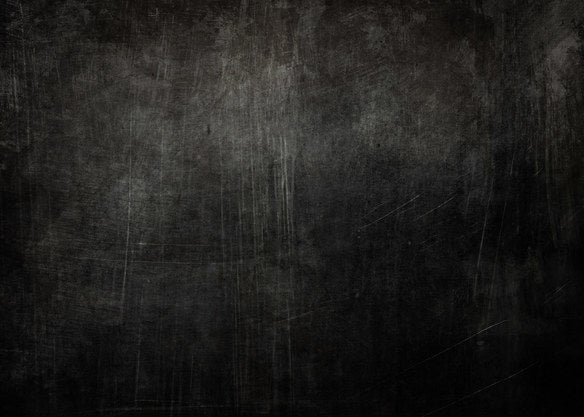 Scratched, dark background