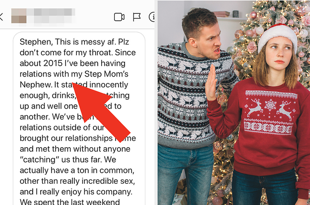 This Woman's Been Secretly Hooking Up With Her Stepcousin — Would It Really Be That Bad If They Dated?