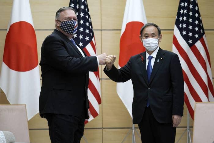 NHKが報じなかったポンペオ国務長官のある発言。少数民族に対する迫害、なぜ明言を避けた?