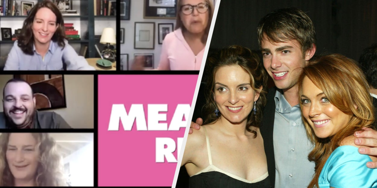 "Image of article 'This Is Why The ""Mean Girls"" Reunion Was ""Awkward"" But Also ""Really Fun"" According To Aaron Samuels Himself'"