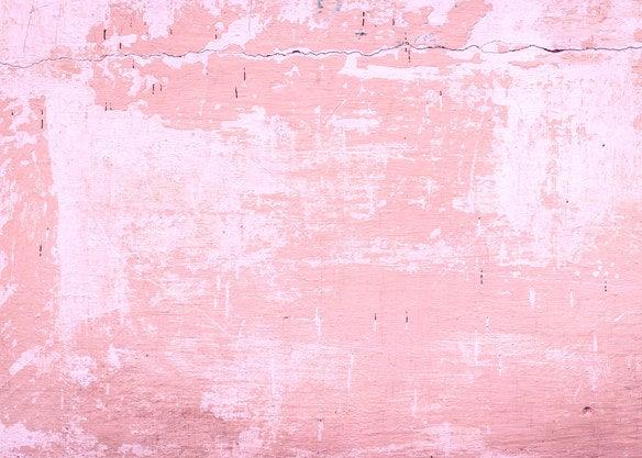 Peeling paint on a wall