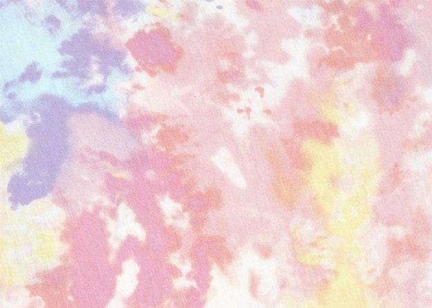 Tye-dye fabric