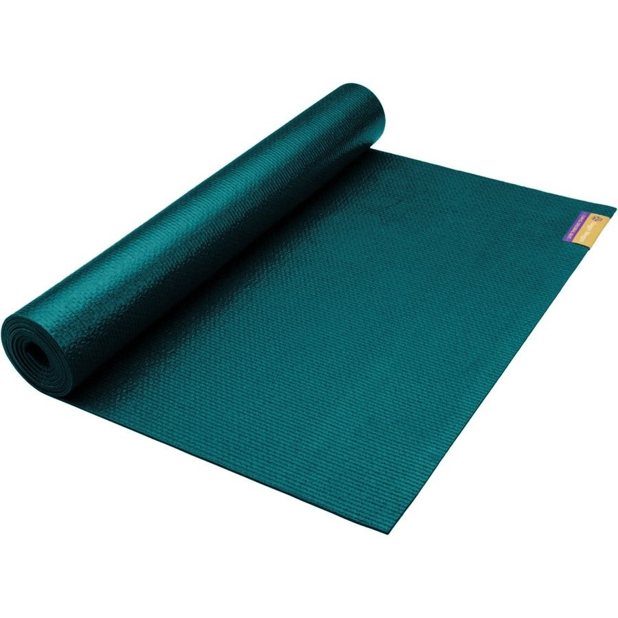 the mat in green