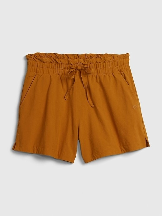 The shorts in rust