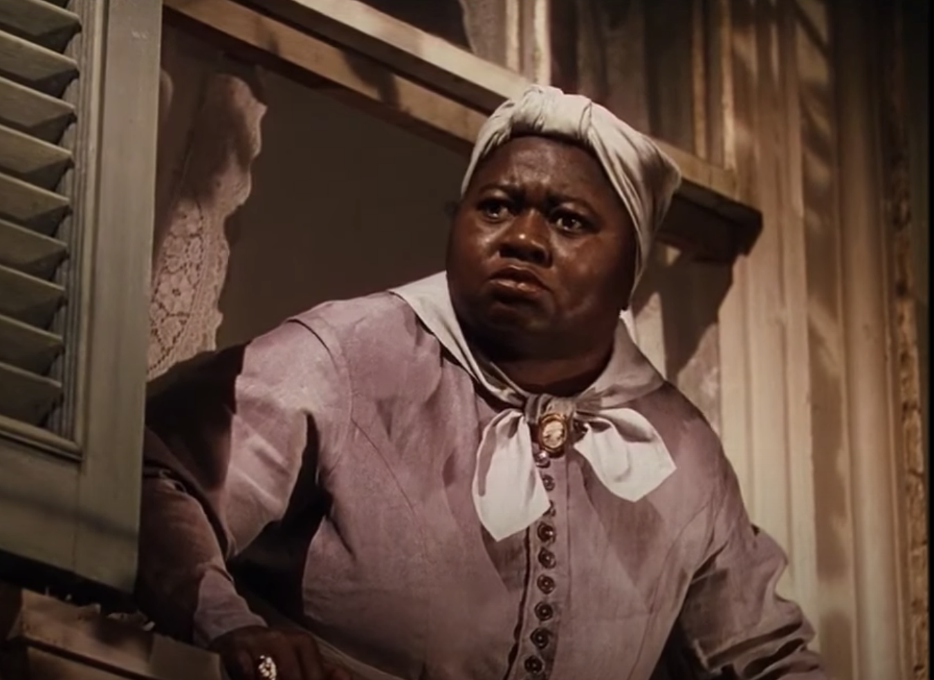 Hattie in 1939's Gone with the Wind