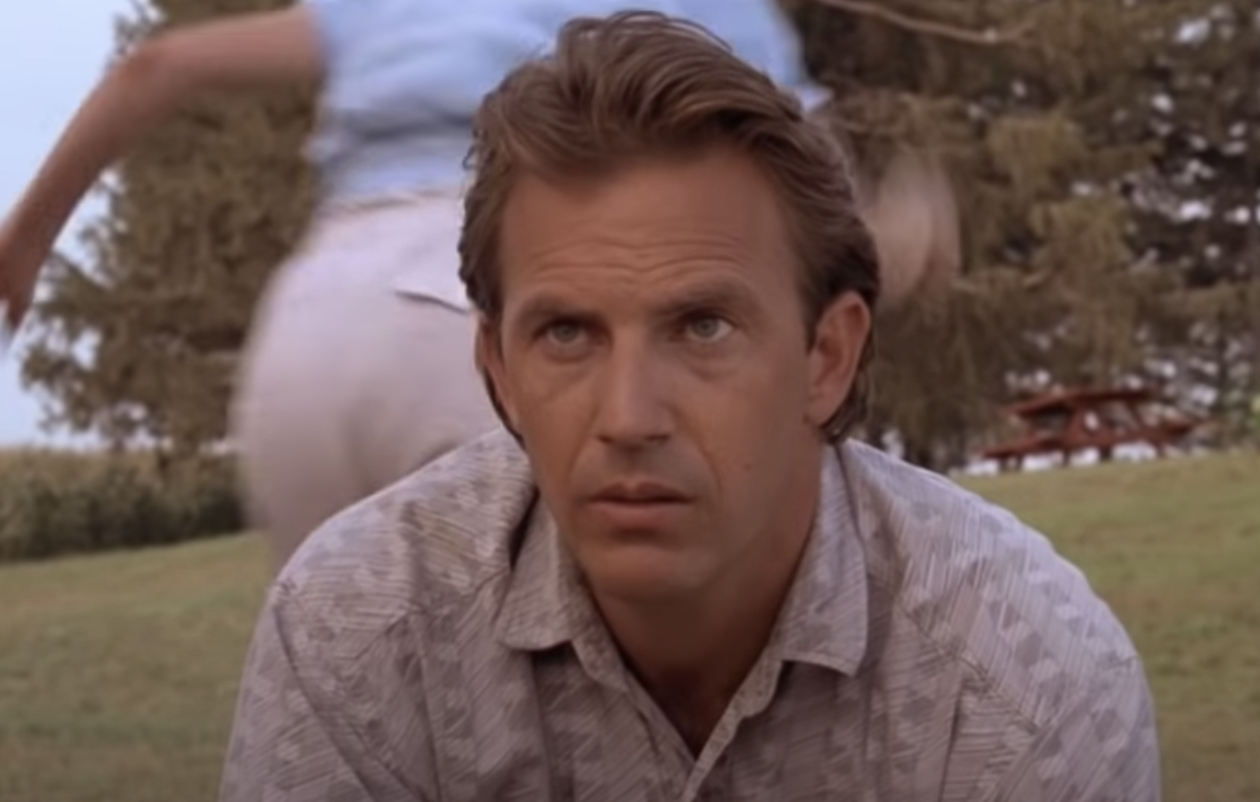 Kevin in Field of Dreams