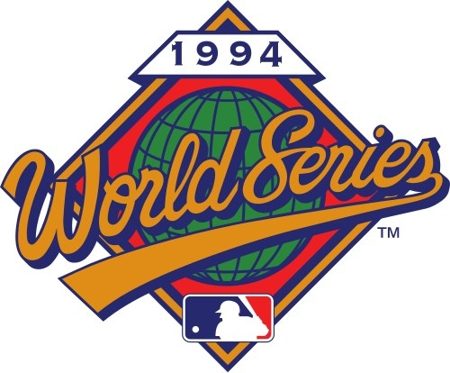Logo from the 1994 World Series