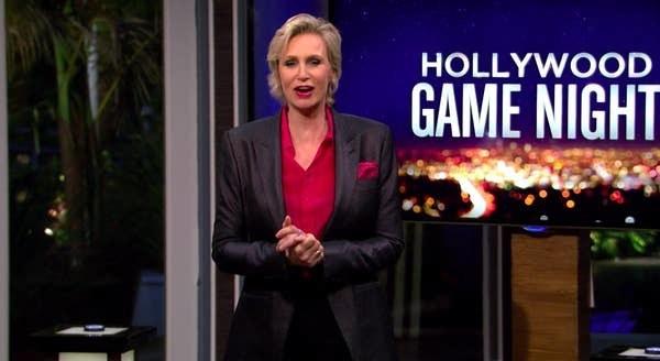 A still of Jane Lynch in Hollywood Game Night