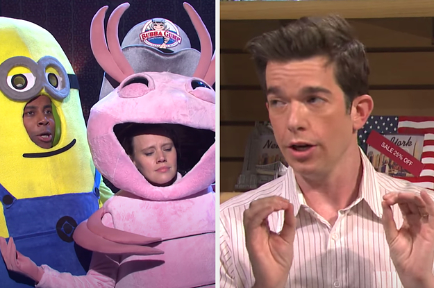 "John Mulaney Hosted ""SNL"" Last Night, So Of Course We Got A New Musical Sketch"