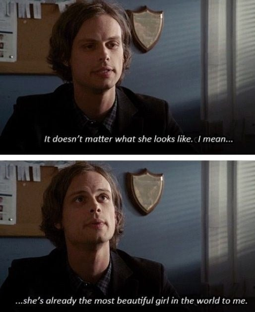 Spencer talking about his girlfriend, Maeve.