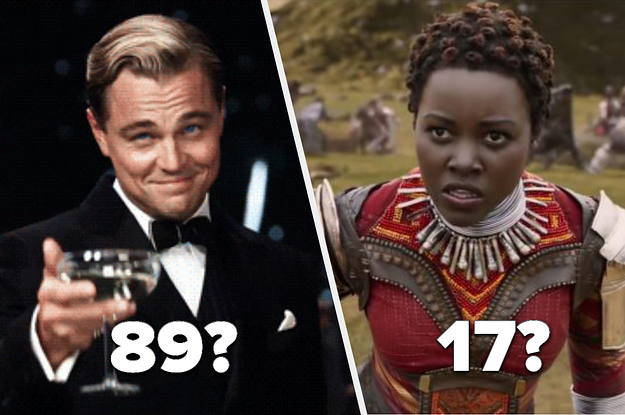 Only Someone Who Has Seen Over 90 Films Will Be Able To Correctly Guess How Many Movies These Actors Have Been In
