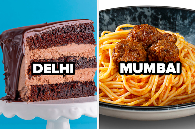 Eat Some International Food And We'll Reveal Which Indian City You Should Actually Live In