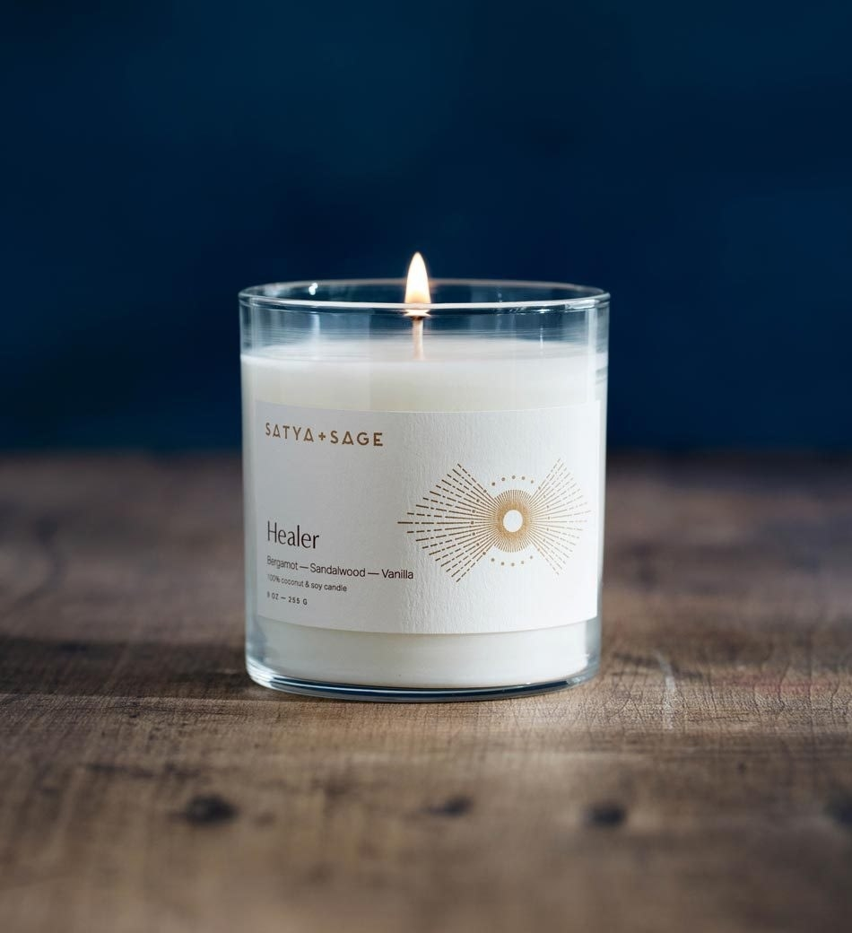 Healer candle