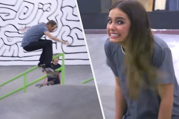 Tony Hawk Thanks Addison Rae For Getting Girls Involved In Skateboarding