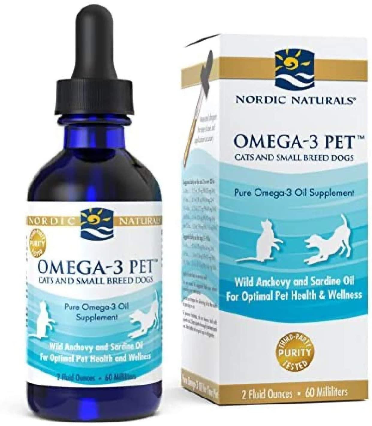 Omega 3 Pet Oil
