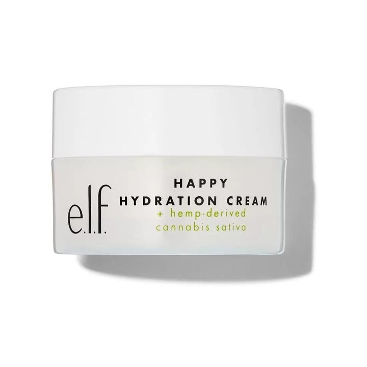 The 0.52-ounce tub of hydrating cream