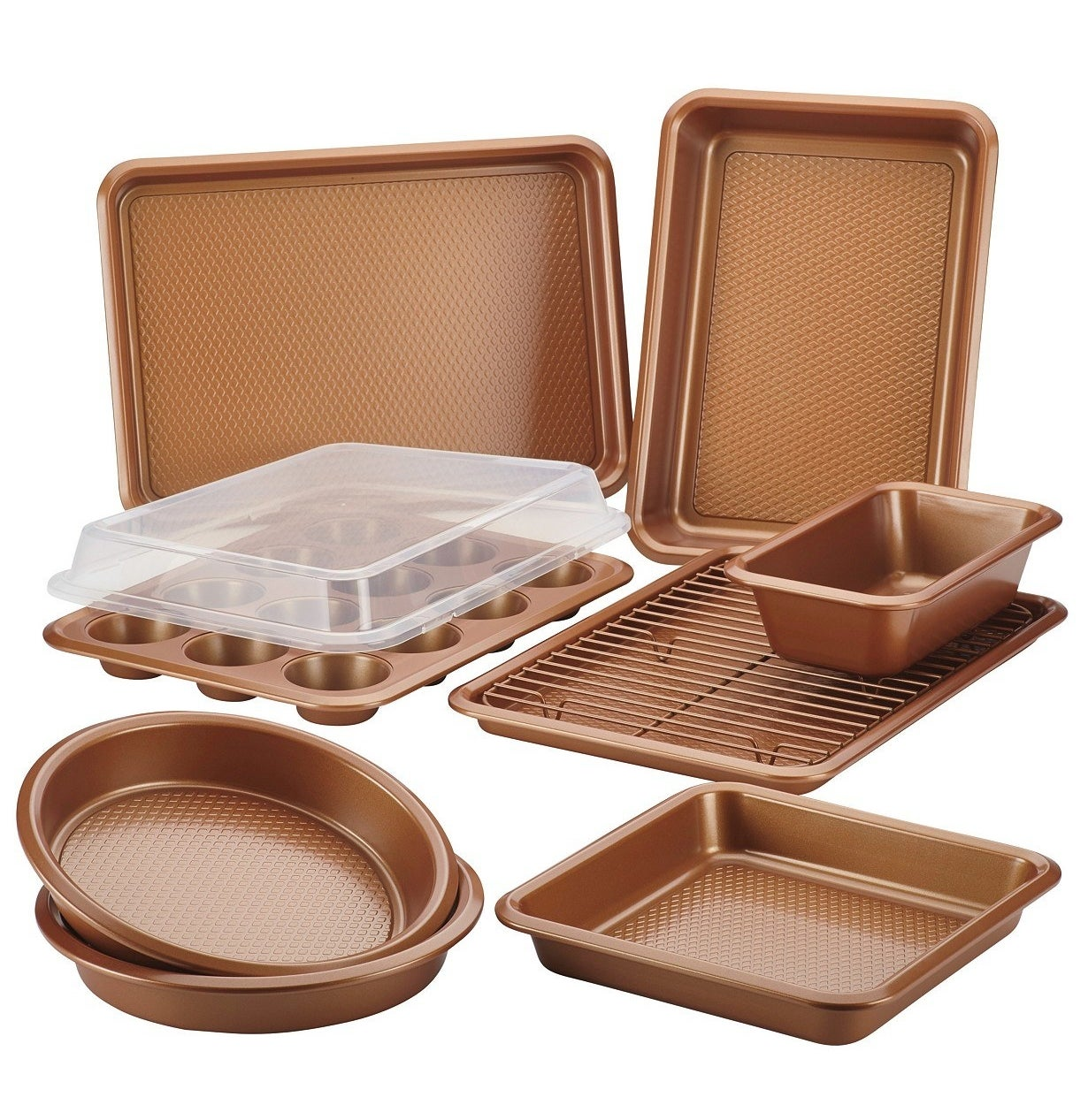 the ayesha curry 10 piece bakeware set