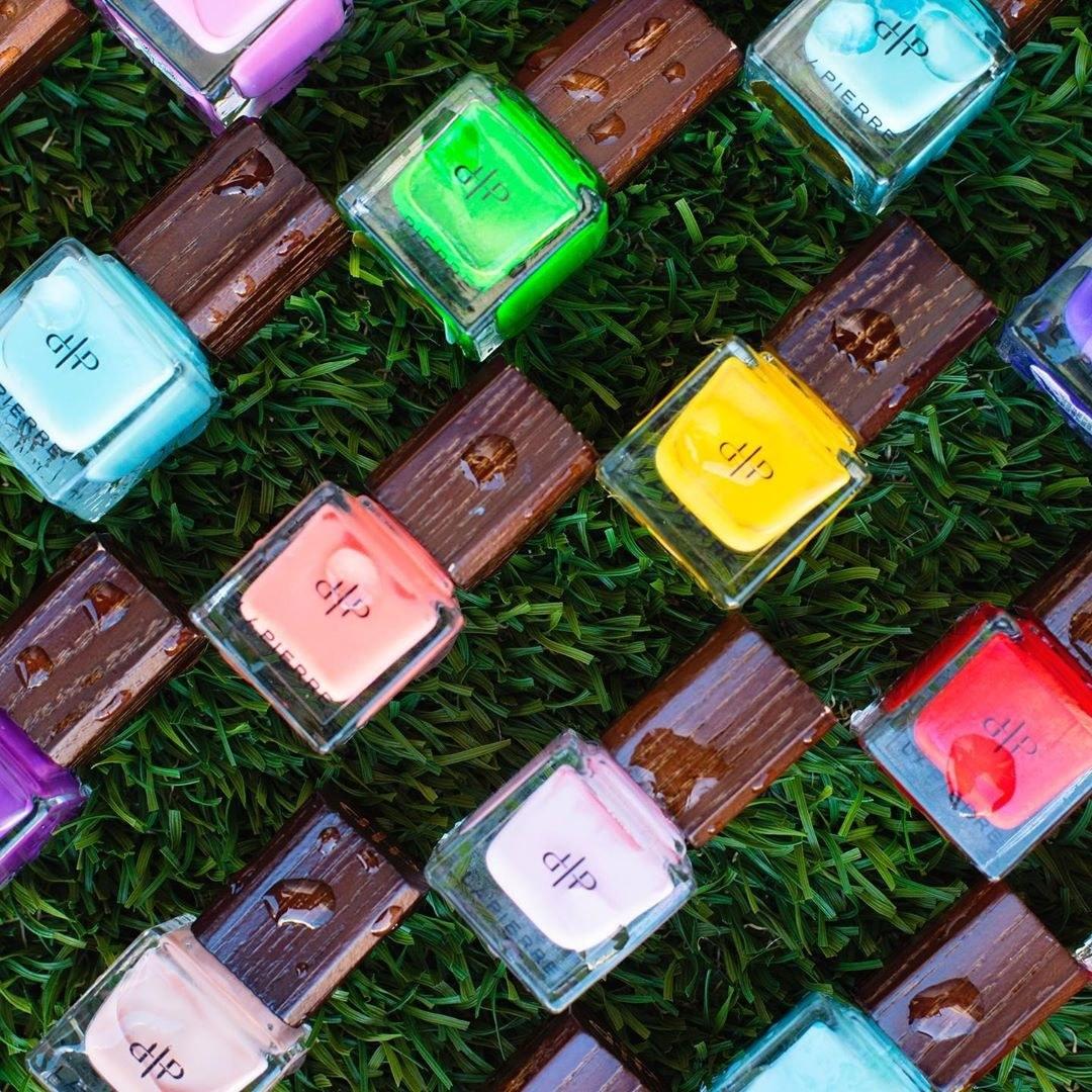LaPierre Cosmetics nail polish