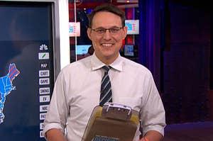 MSNBC的史蒂夫·科纳基