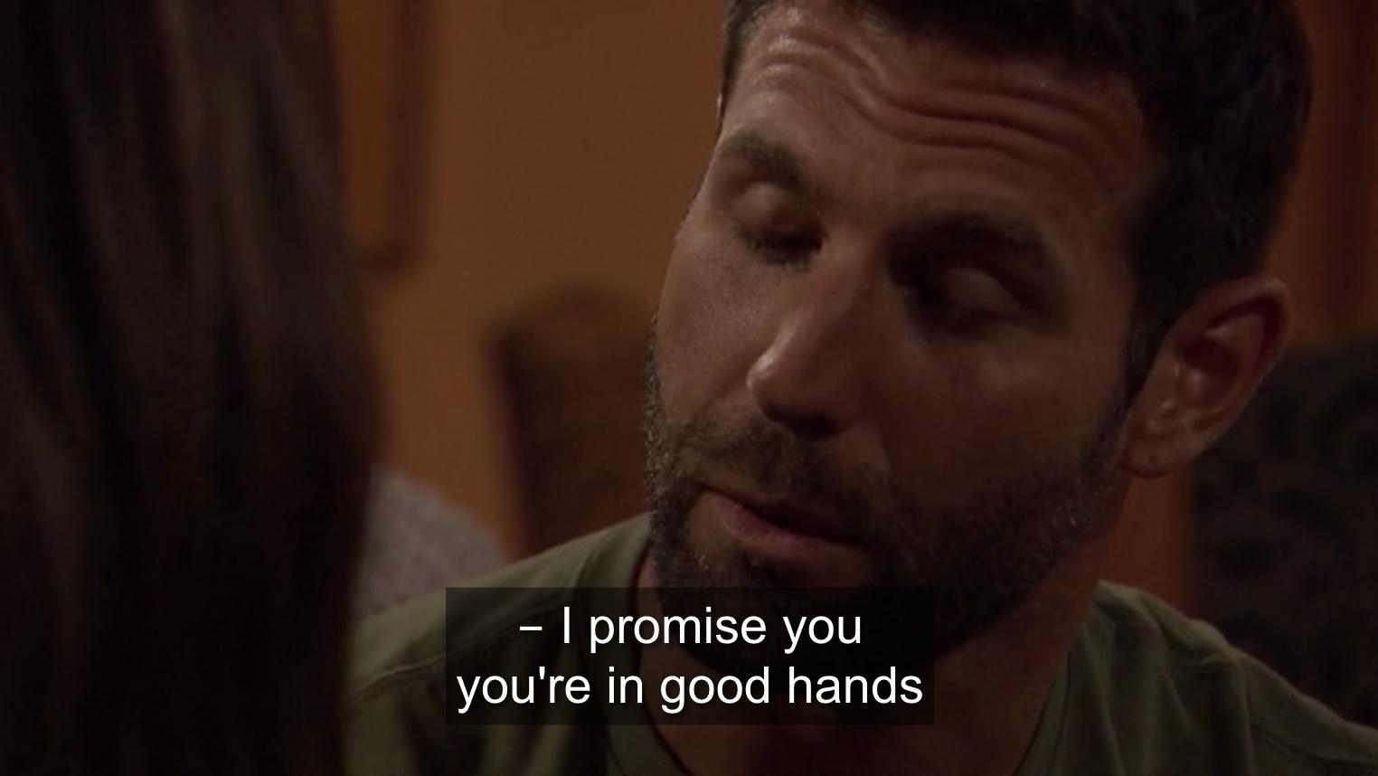 Jason breaking up with Tayshia