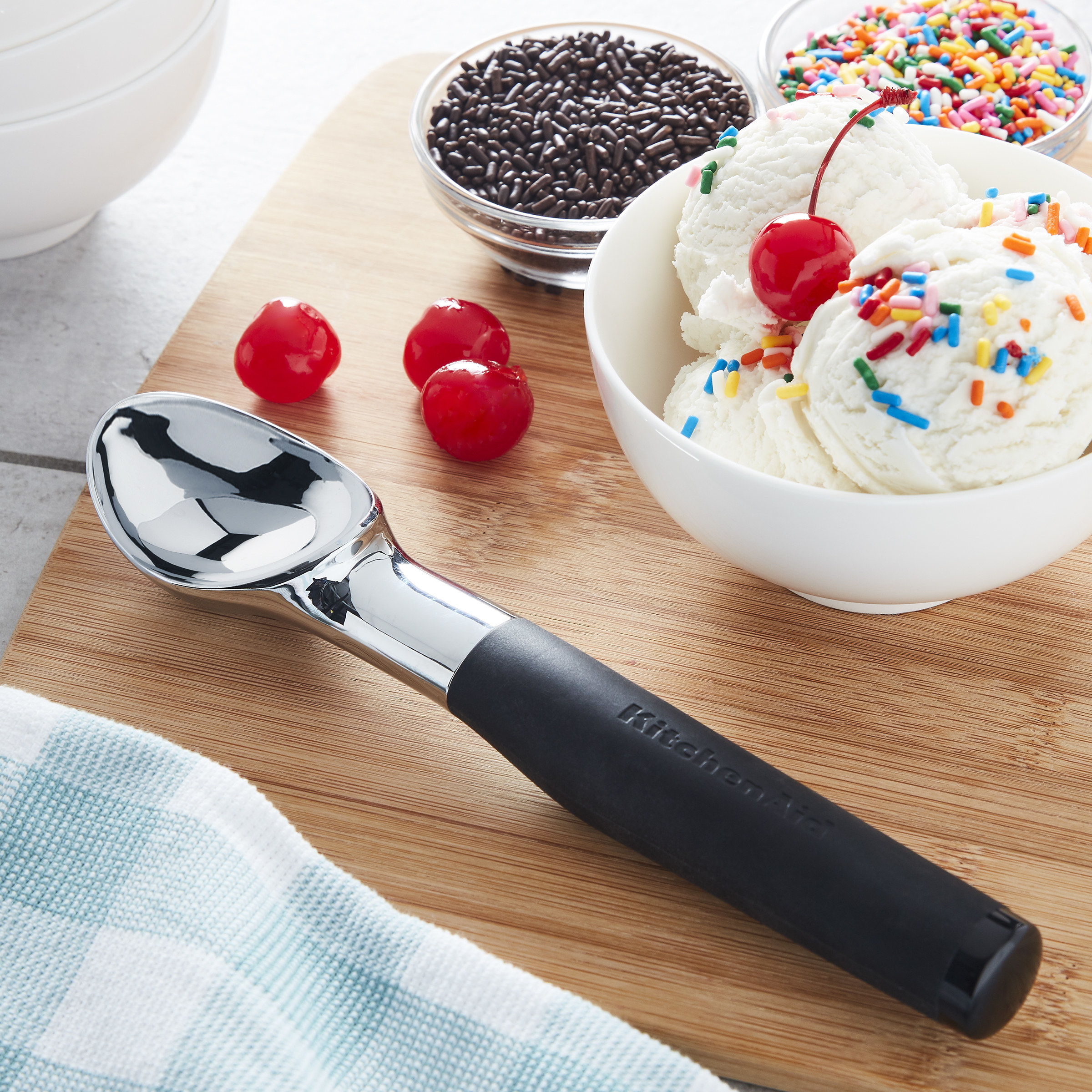 The ice cream scoop