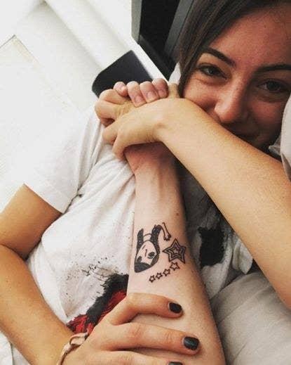 Pete Davidson's tattoos