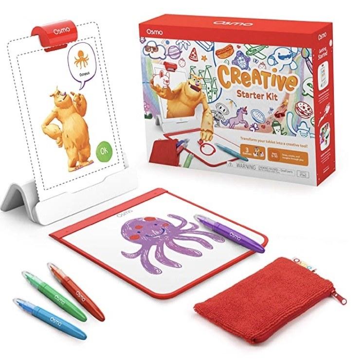 the creative starter kit