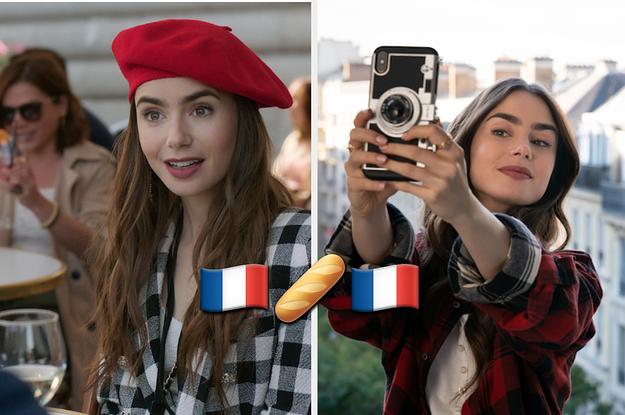 """""""Emily in Paris"""" bekommt eine 2. Staffel und wir haben den Titel die ganze Zeit falsch ausgesprochen"""