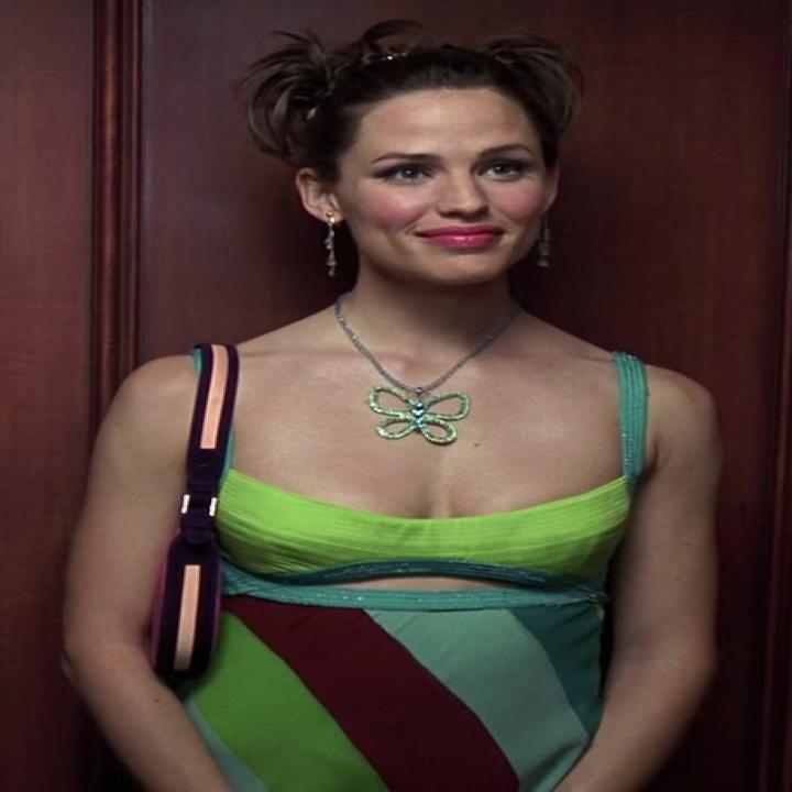 Jennifer Garner in 13 Going on 30 dress
