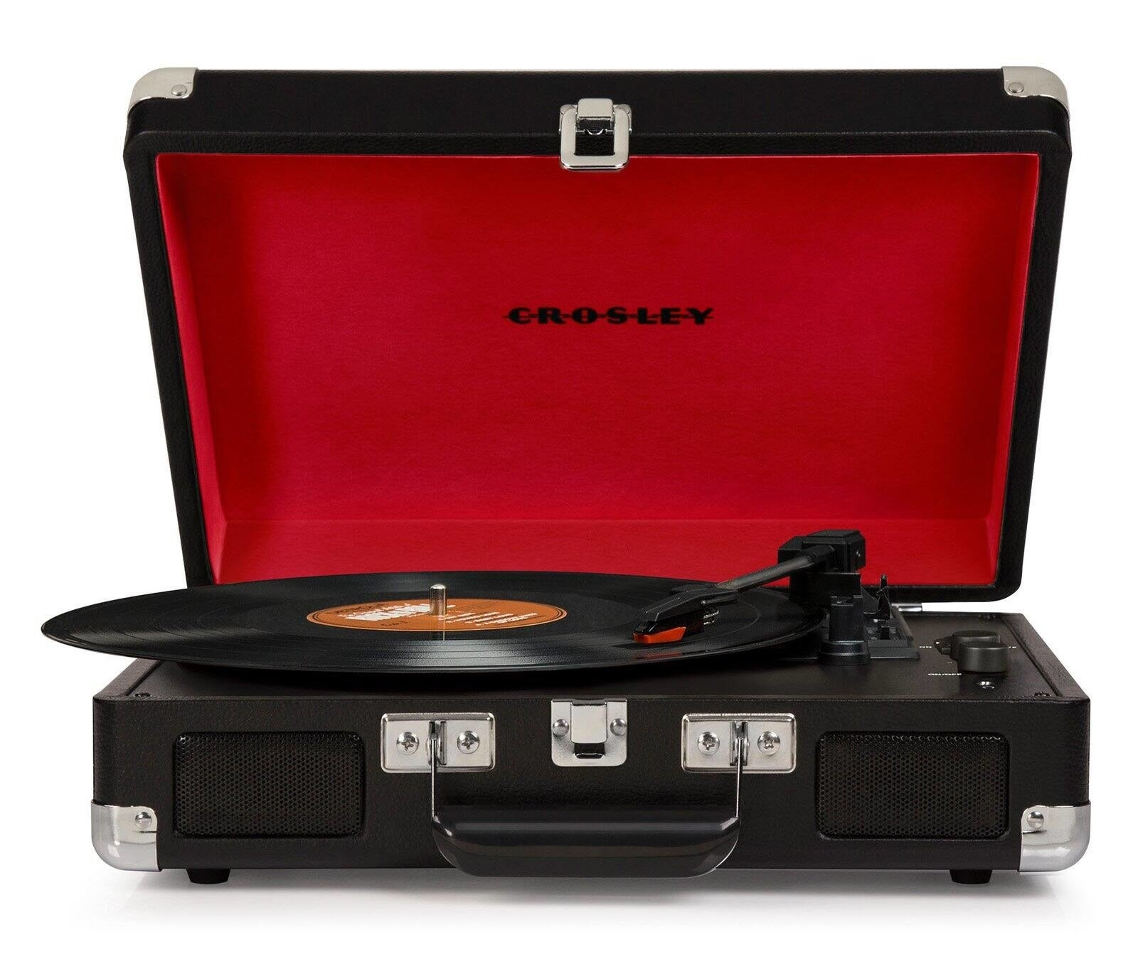 The Crosley turn table