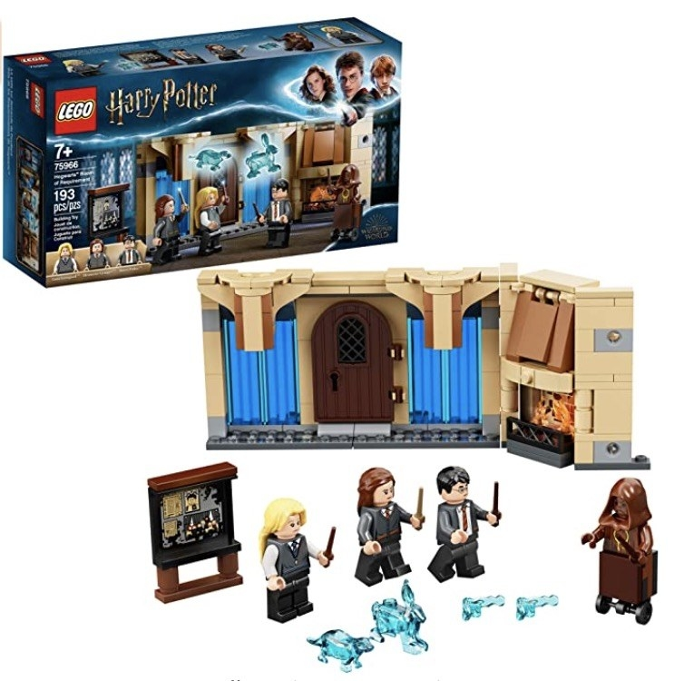 the harry potter legos