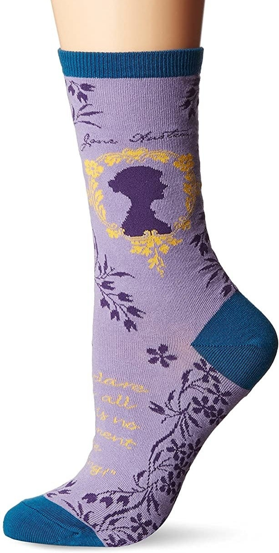 The Jane Austen socks.