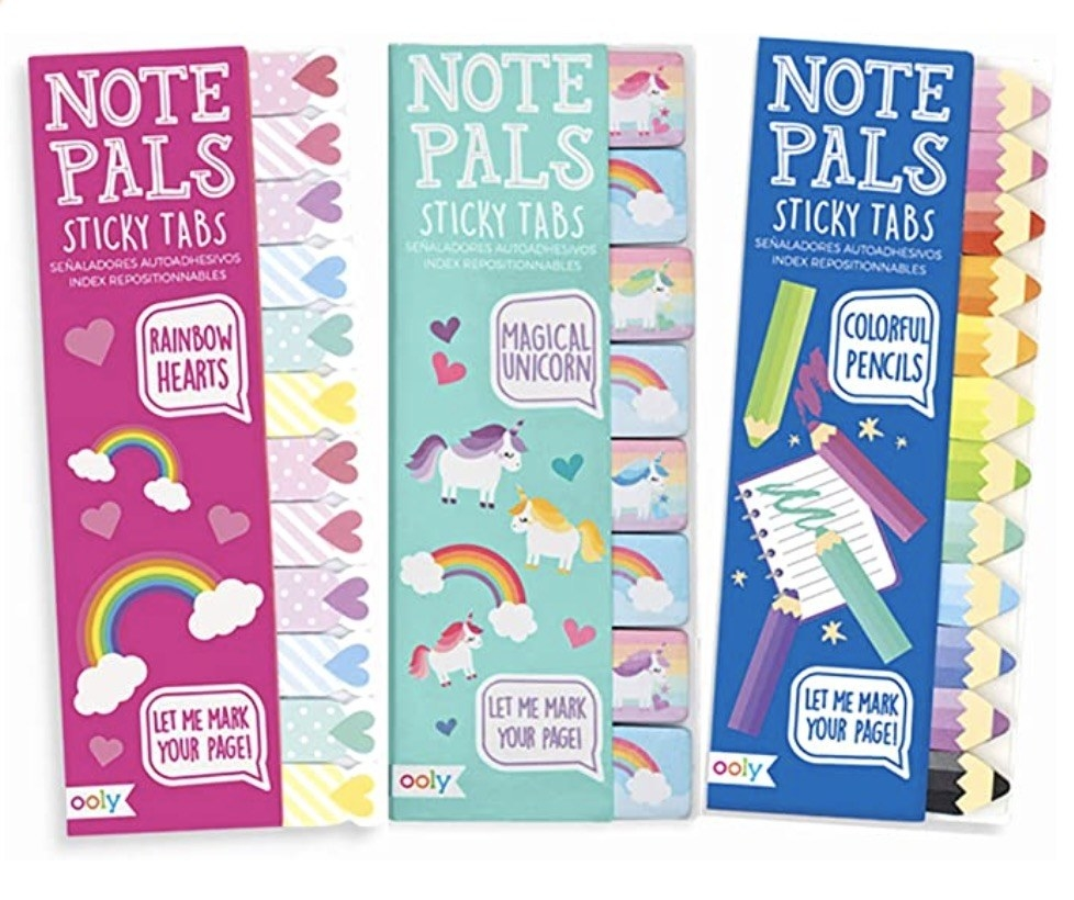 the note pals packaging